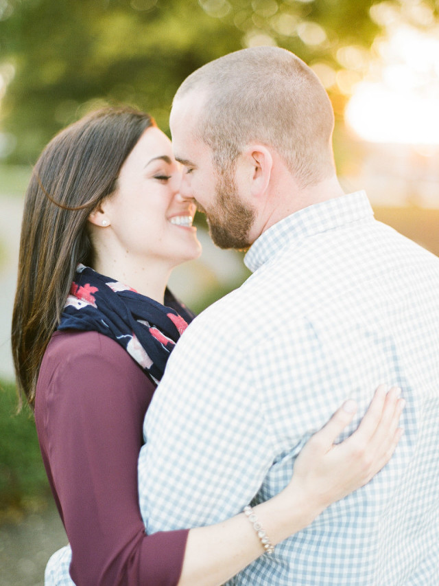 Angela Newton Roy Photography-Baltimore Engagement Session-VA Film Photographer